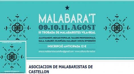 MALABARA'T III Encuentro de Malabaristas