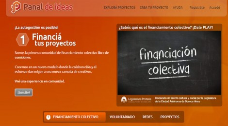 Financiación colectiva o crowdfunding