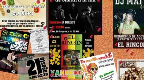 """Bares y lugares: """"El Rincón"""" de Balerma"""
