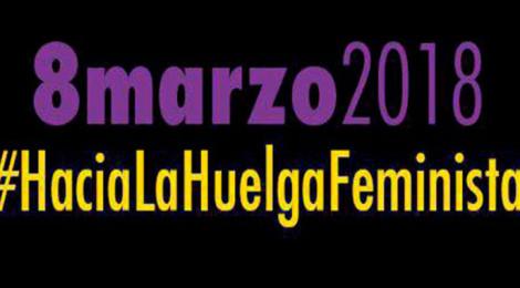 Huelga Feminista 8 de marzo de 2018