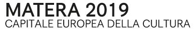 MATERA capital UE cultura 2019